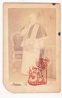 Photo ! Evviva Pio Il Papa Re - Paus Pope Pape Pius IX Giovanni M. Ferretti ° Senigallia 1792 † Roma 1878 Petagna ITALIA - Devotion Images