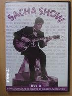 Sacha Show DVD 2 - DVD Musicaux