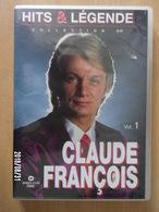 Claude François Hits & Légende Vol.1 - DVD Musicaux