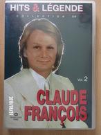 Claude François Hits & Légende Vol.2 - Musik-DVD's