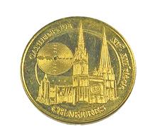 Cathédrale De Chartres - 2006 - Cu.Al.Ni - TTB - Monnaie De Paris