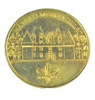 Château De Montbazillac - 2007 - Cu.Al.Ni - TTB - Monnaie De Paris