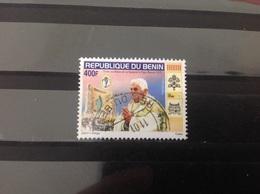 Benin - Bezoek Paus (400) 2011 - Benin – Dahomey (1960-...)