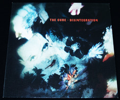 """THE CURE – """"Disintegration"""" – LP – 1989 – 839 353-1 – FIXH 14 – FICTION RECORDS LTD – Made In England - Rock"""