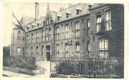 Sneek, Voorgevel Ziekenhuis St. Antonius - Sneek