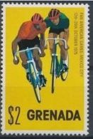 Grenade 1975 Cyclysme Bicycle MNH - Wielrennen
