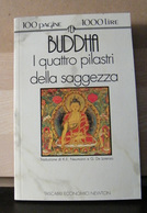 MONDOSORPRESA, (LB1)  LIBRO, BUDDAH I QUATTRO PILASTRI DELLA SAGGEZZA - Libri, Riviste, Fumetti