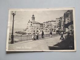 CARTOLINA SALUTI DA CAMOGLI - Genova (Genoa)