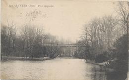 Anvers - Parc - Pont Suspendu - 1905 - Antwerpen