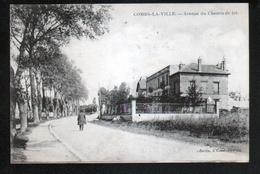 77, Combs La Ville, Avenue Du Chemin De Fer - Combs La Ville