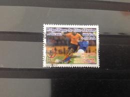 Ivoorkust / Ivory Coast - WK Voetbal (600) 2001 - Costa De Marfil (1960-...)