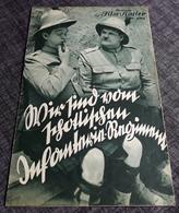 """STAN LAUREL & OLIVER HARDY In """"Wir Sind Vom Schottischen Infanterie-Regiment"""" - Altes IFK-Filmprogramm - 182243 - Magazines"""
