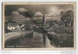 Pforzheim - Teilansicht An Der Enz - Nacht - Pforzheim
