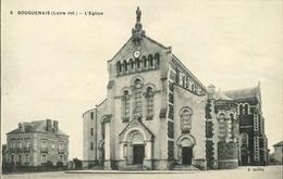 44 - Bouguenais - L' Eglise - Bouguenais