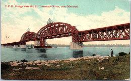 CANADA - Bridge Ovr St Lawrence River Near Montreal - Alberta
