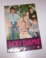 Musica Leggera Cartolina Originale Cantagiro Ricky Shayne E Gli Skylarks - 1966 - Formati Speciali