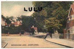 ANGLETERRE : London Beckenham Lane Shortlands - Autres