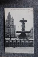 METZ - La Fontaine De La Place De La Comédie - Metz