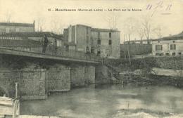 49 - Montfaucon - Le Pont Sur La Moine - Montfaucon