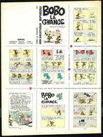 """Mini-récit N° 291 """" BOBO LA CHANCE """" De ROSY Et DELIèGE - Supplément à Spirou - Non Monté. - Spirou Magazine"""