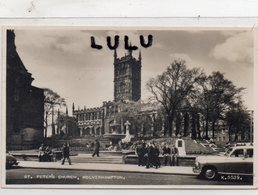 ANGLETERRE : St Peters Church Wolverhampton - Wolverhampton