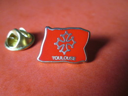 PIN'S   TOULOUSE - Cities
