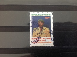 Niger - Generaal Salou Djibo (1000) 2011 - Niger (1960-...)