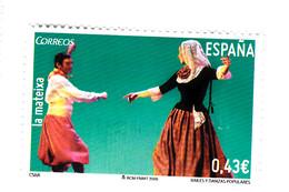 0,43 Euro - 2009 - La Mateixa - Très Beau Timbre - 1931-Aujourd'hui: II. République - ....Juan Carlos I