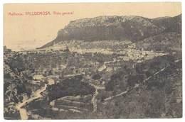 Cpa Espagne - Mallorca - Valldemosa, Vista General - Mallorca