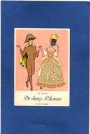 Carte Parfumée Parfum Publicité Publicitaire De Jussy Saint James 8,5 X 6 - Parfumkaarten