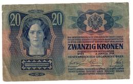 Austria 20 Kronen 1913 - Austria
