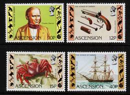 Ascension Islands - Scott #305-08 MNH (2) - Ascension