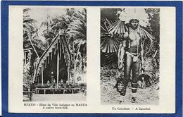 CPA Papouasie Nouvelle Guinée Cannibale Cannibal MEREO Non Circulé - Papouasie-Nouvelle-Guinée