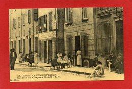 U25// 83 TOULON - Un Coin Du Chapeau Rouge   / Rééd CECODI Lire Description Neuve - Toulon