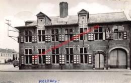 Drossaerdshuis - Meerhout - Meerhout