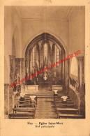 Eglise Saint-Mort - Nef Principale - Huy - Huy