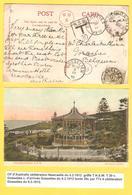 2421/ CP D'Australie Newcastle 1912 Non Affranchie Gff T V.Gosselies Belgique Taxée 20 C Par TTx 6 C.Gosselies - Impuestos