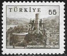 Turchia/Turkey/Turquie: Miniera Di Carbone, Mine De Charbon, Coal Mine - Minerali