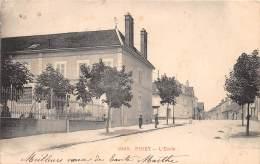 10 - AUBE / Piney - 102561 - L'école - Autres Communes