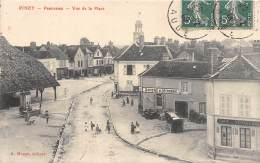 10 - AUBE / Piney - 102569 - Vue De La Place - Autres Communes