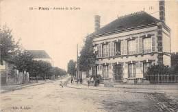 10 - AUBE / Piney - 102572 - Avenue De La Gare - Autres Communes