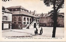 CONCARNEAU - ( 29 ) - Les Halles ( Ruer Et Mony ) - Concarneau