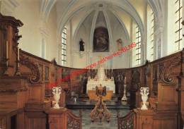 Cisterciënzerinnen Priorij Mariënlof Kolen - Borgloon - Borgloon