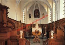 Cisterciënzerinnen Priorij Mariënlof Colen - Borgloon - Borgloon