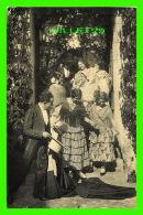 SEVILLA, SPAIN - PIROPO IL PASEN LAS BUENAS MOZAS ! - WRITTEN IN 1931 - COLECCION M. BARREIRO - - Sevilla