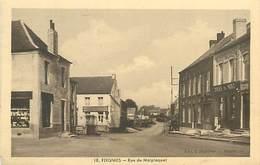 D-18-1818 : FEIGNIES. RUE DE MALPLAQUET. - Feignies