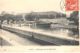 (75) Paris - Paris - L'écluse De La Monnaie - El Sena Y Sus Bordes