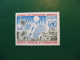 SAINT PIERRE ET MIQUELON YVERT POSTE ORDINAIRE N° 433 NEUF** LUXE COTE 15,20 EUROS - St.Pedro Y Miquelon