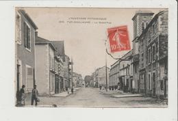 CPA - PUY GUILLAUME - La Grand'Rue - France