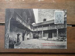 CPA AUTRICHE FELDKIRCH SCHLOSS SCHATTENBURG - Feldkirch